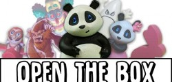 Open the b