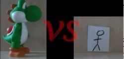 Yoshi vs p